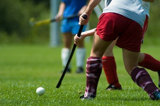 practicar Hockey sobre hierba
